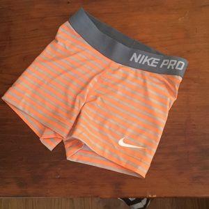 "Nike 2.5"" Compression Shorts"